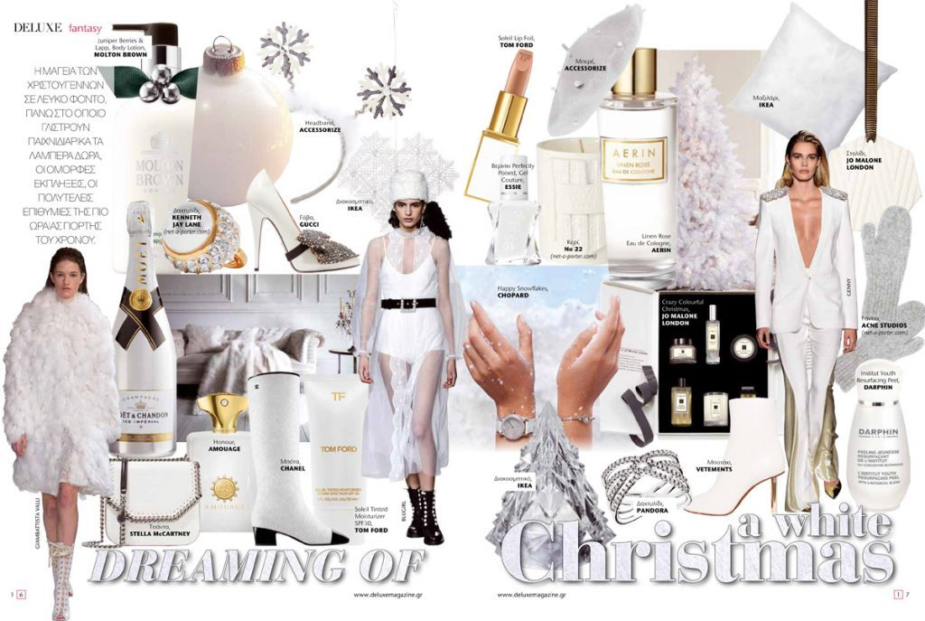 Dreaming Of A White Christmas Deluxe