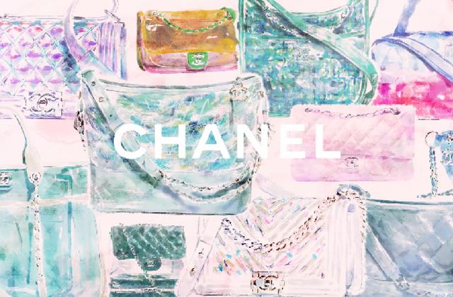 Πώς μία Chanel τσάντα γεννιέται