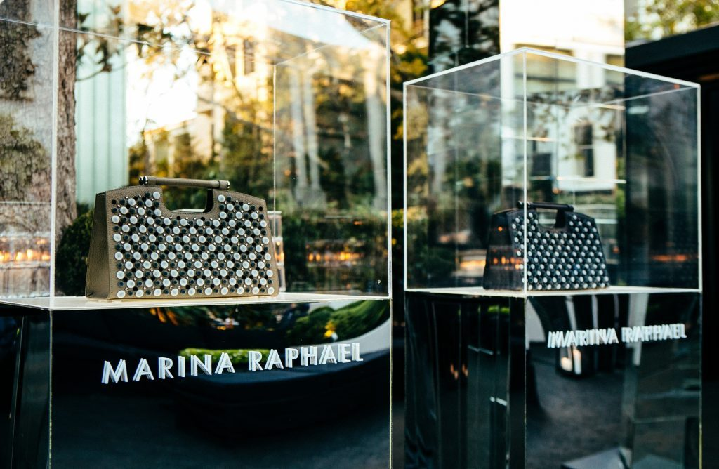 9542e84a9204 Marina Raphael – Κρυστάλλινο JET SET party για την πρώτη της ...
