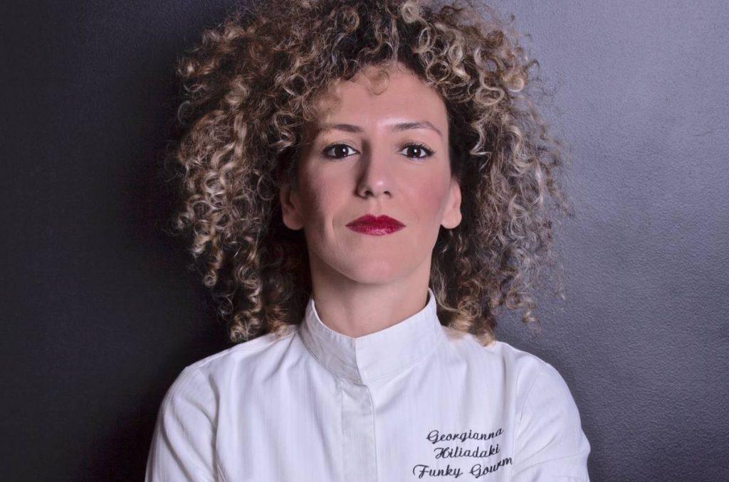Γεωργιάννα Χιλιαδάκη - Η πολυβραβευµένη Ελληνίδα Chef που µας ταξιδεύει µε τις δηµιουργίες της