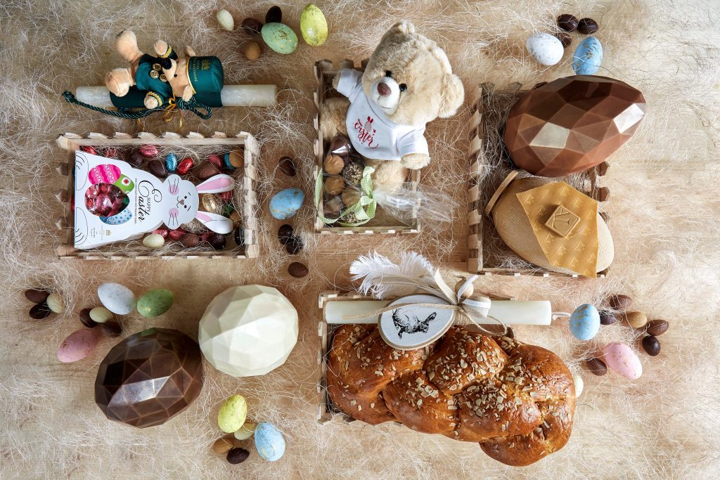 Fab Easter! Πασχαλινά δώρα και εκδηλώσεις στα Ξενοδοχεία Μεγάλη Βρεταννία & King George