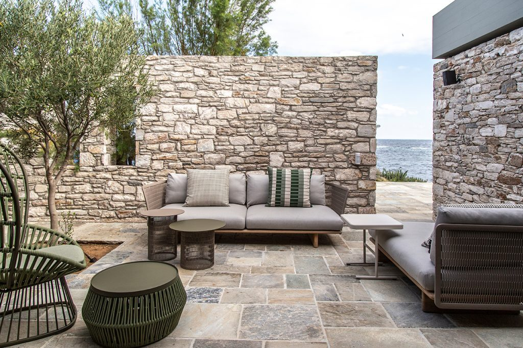 Bay House in Attica - Excellence Re-designed!