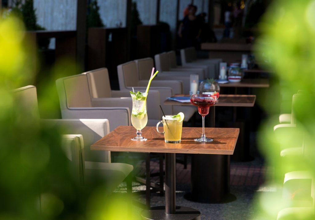 Summer in the city στο Plaza Café του NJV Athens Plaza