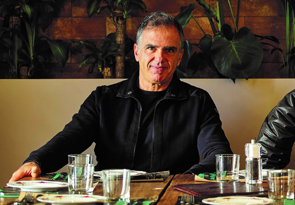 Dimitris Christoforidis - Mr. Nice n easy!