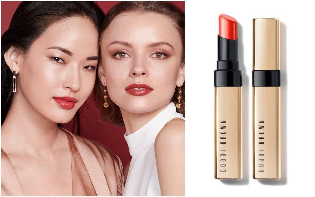 Shine bright like a diamond με το νέο Luxe Shine Intense Lipstick της BOBBI BROWN!