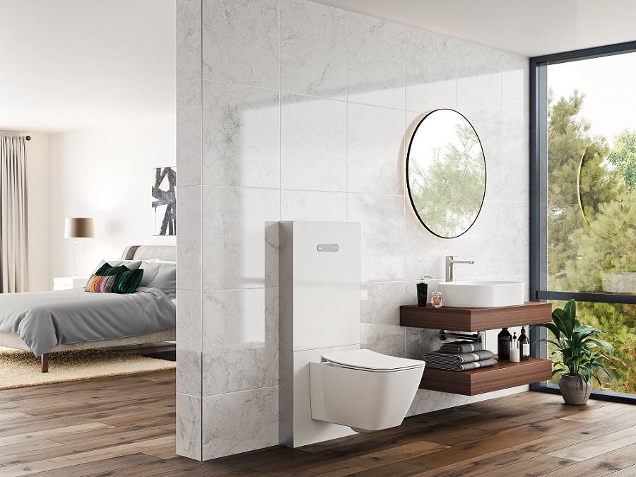 Η Ideal Standard έχει τις -εντοιχιζόμενες- λύσεις για το μπάνιο σας!