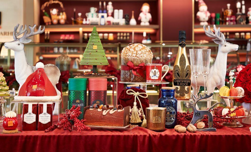 Sweet Christmas by Arnaud Larher - Στο GB Corner Gifts & Flavors του ξενοδοχείου Μεγάλη Βρεταννία