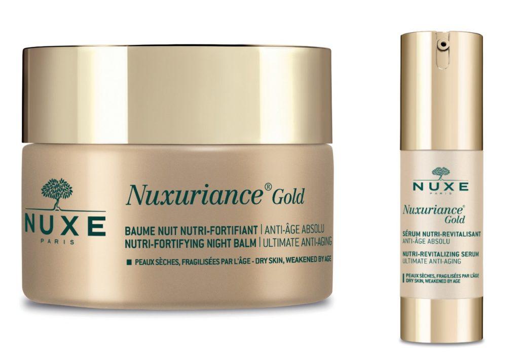 Nuxuriance® Gold - Mοναδική εμπειρία αντιγήρανσης από τη NUXE!