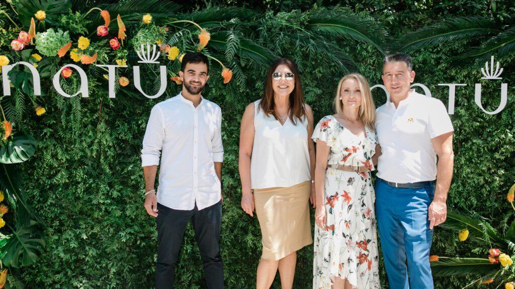 Natu - New entry εστιατόριο στον κήπο του Μουσείου Γουλανδρή Φυσικής Ιστορίας