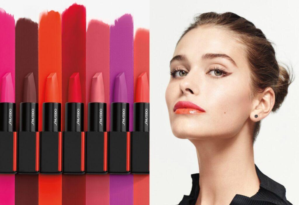 Καινοτόμα προϊόντα χειλιών σε τολμηρές, νέες αποχρώσεις από τη Shiseido