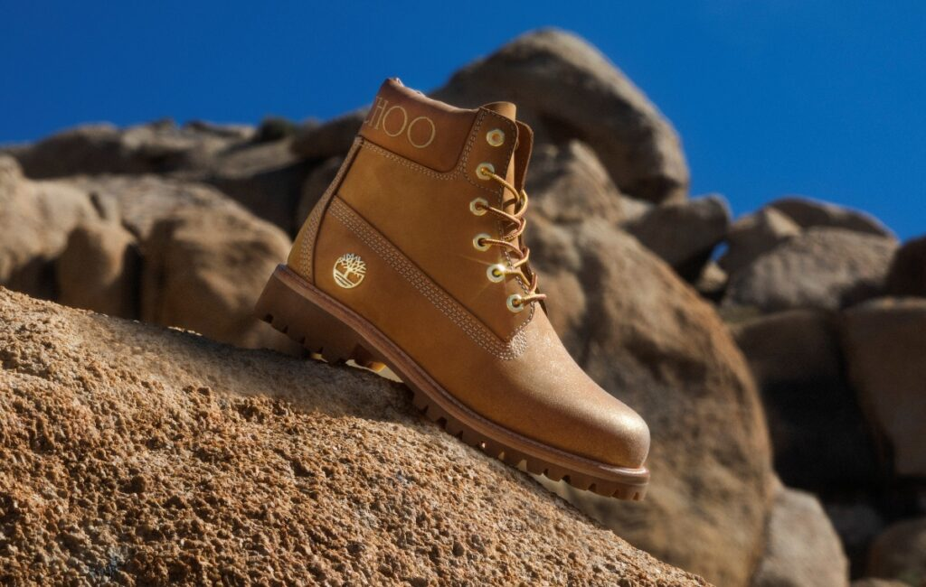 Jimmy Choo x Timberland - Η κορυφαία shoes collaboration!